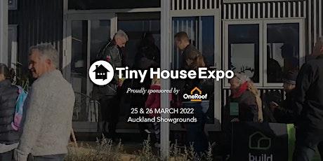 Tiny House Expo tickets
