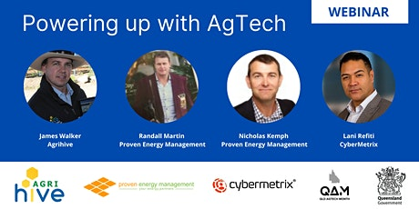 Powering up with AgTech tickets