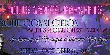 Soul Connection, an Evening of Messages tickets