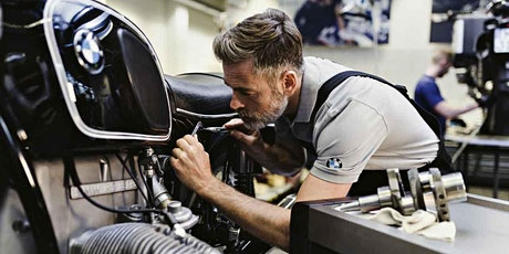 BMW Motorrad Schrauberkurs: Selbsthilfe unterwegs tickets