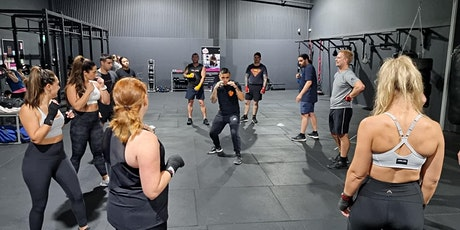 Boxing seminar working in and out of the pocket tickets