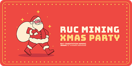 RUC Christmas Party 2021 tickets
