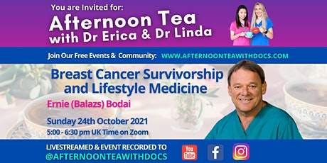 Breast Cancer Survivorship and Lifestyle Medicine tickets