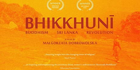 Bhikkhuni film screening + Q&A session with the director tickets