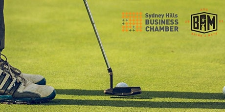 Sydney Hills Business Chamber Bring A Mate Chamber Challenge Golf Day 2021 tickets