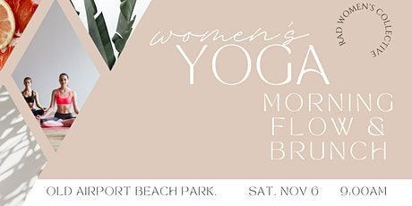 WOMEN'S YOGA WITH CAITLIN // RAD WOMEN'S COLLECTIVE tickets