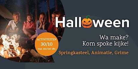 Gratis Halloween grime tickets