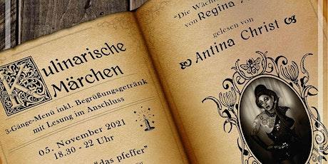 """""""Kulinarische Märchen"""" mit Antina Christ - Berliner Märchentage Tickets"""