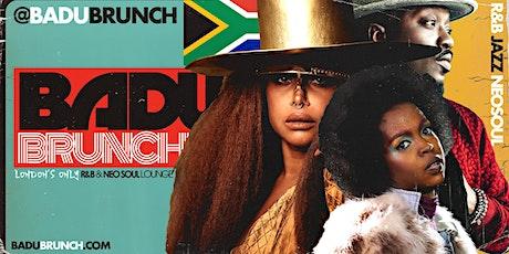 BADU Brunch (Neo Soul + RnB Lounge) tickets