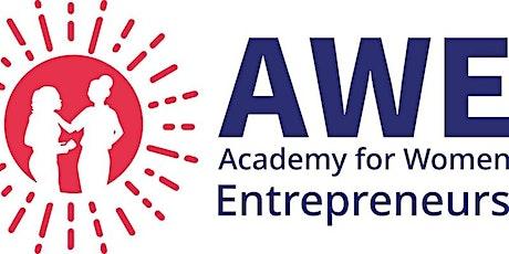 Virtual Launch - Academy for Women Entrepreneurs tickets