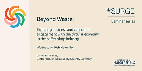 Exploring business and consumer engagement with the circular economy tickets