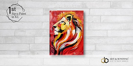 Sip & Paint Night : The Lion King tickets