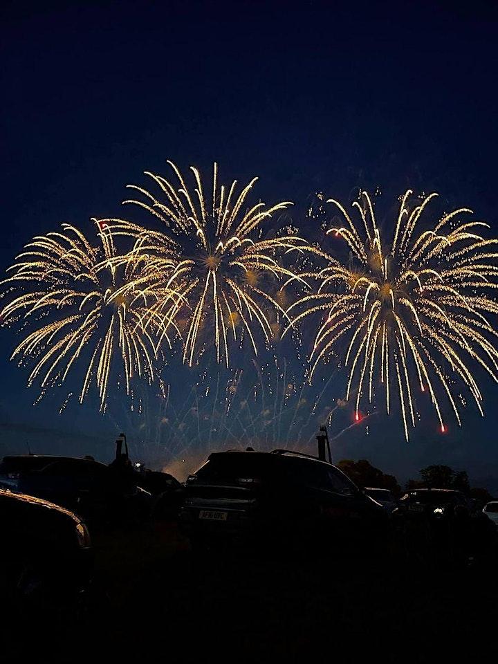 Huntingdon Fireworks image
