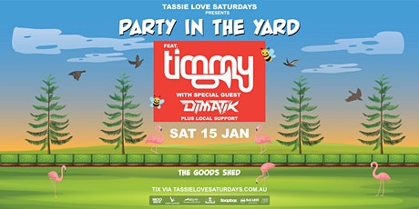 Party In The Yard Feat. TIMMY TRUMPET tickets