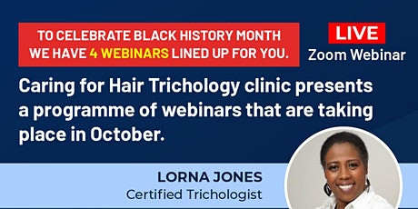 Black History Month  Caring for Hair After Party! tickets