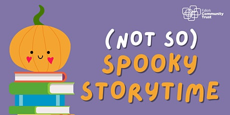 (Not so) Spooky Stories at Larbert Library tickets