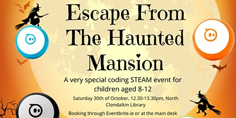 Escape from the Haunted Mansion tickets