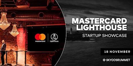 Mastercard Lighthouse Startup Showcase biljetter