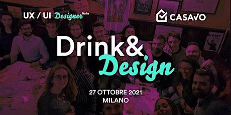 Drink&Design - Milano tickets