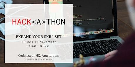 Codaisseur Hackathon! tickets