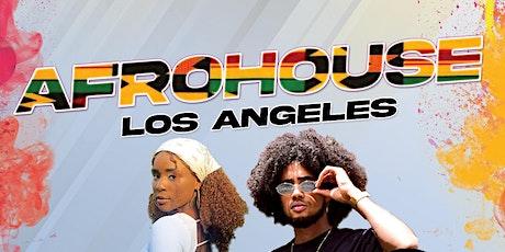 Afrohouse Meets Afrobeat Dance Class tickets