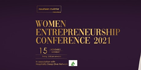 Women Entrepreneurship Conference + Exhibition tickets