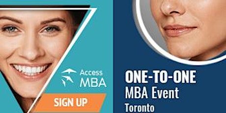 Access MBA in Toronto! tickets