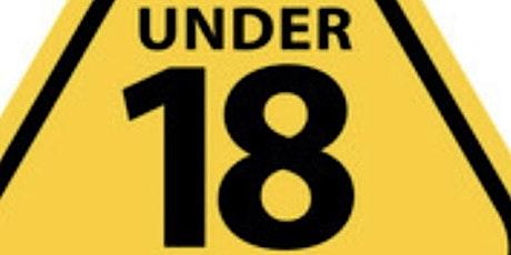 Campionato Under 18 biglietti