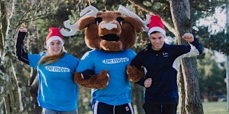 Ulster University Coleraine Santa 5k walk/run tickets