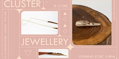 Cluster Contemporary Jewellery Fair 2021 | Christmas Edition tickets