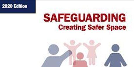 Safeguarding  Foundation 2020 Training Central  22nd November morning tickets