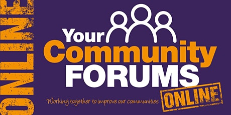 Community Forum - Gornal, Upper Gornal and Woodsetton tickets