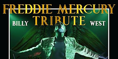 Freddie Mercury Tribute Night tickets