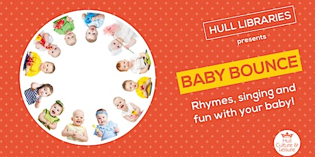 Baby Bounce - East Park Library tickets