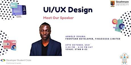 UI/UX DESIGN tickets