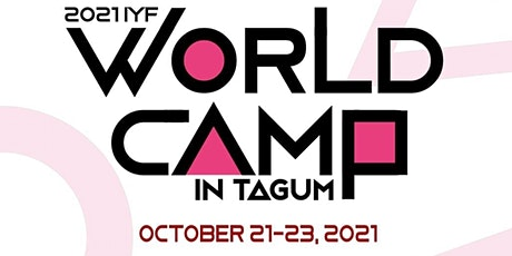 2021 World Youth Camp Tagum tickets