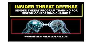 Insider Threat Program Development Training Course...