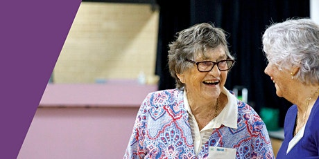FREE Morning Tea   City of Vincent Seniors Week tickets