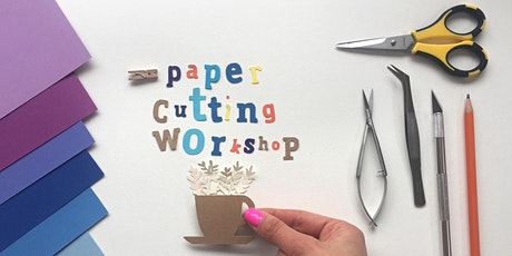 Enliven: Give it a Go: Papercutting with Silvina De Vita tickets