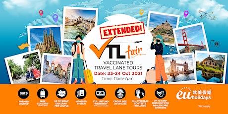 VTL Extended Travel Fair (23-24 Oct 11am-7pm) tickets