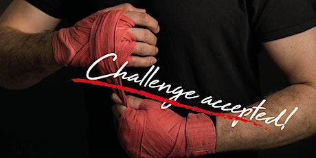 Challenge accepted: Komfortzone erweitern - Boxcoaching Workshop Tickets