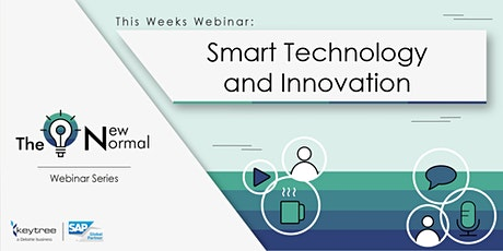 The  New Normal: Smart Technology and Innovation tickets