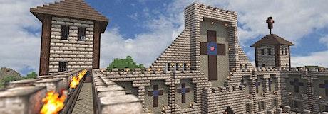 Minecraft: Burgen und Kathedralen - Wir bauen eine mittelalterliche Stadt! Tickets