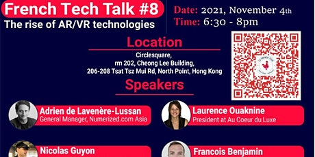 French Tech Talk #8: The rise of Virtual Reality tickets