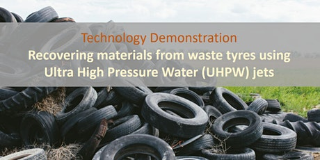 Technology Demonstration for Recovering Materials using Waste Tyres tickets
