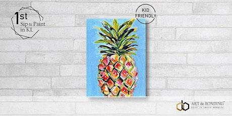 Sunday Sip & Paint : Pineapple tickets