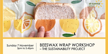 Sunday Luxe Series: Beeswax Wrap Workshop tickets