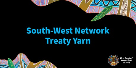 South-West Network Treaty Yarn (Online event) tickets