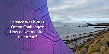 Ocean Challenges: How do we monitor the ocean? tickets