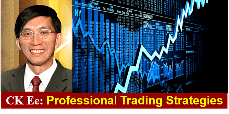 Invited Webinar (Professional Stock Trading Strategies) by CK Ee tickets